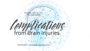 Complications from brain injuries